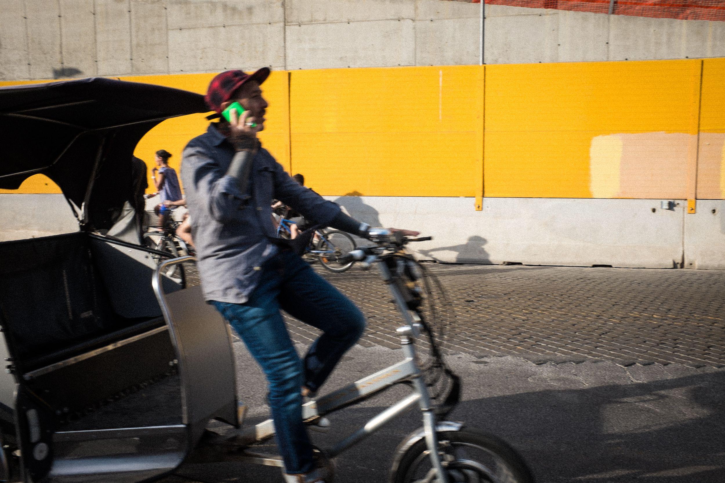 Römer Fahrradtaxi