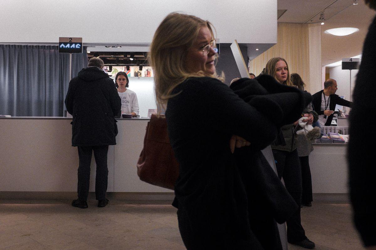 Museum für zeitgenössische Kunst in Stockholm