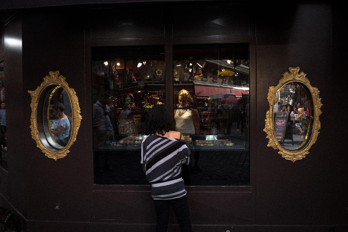 Pariser Schaufenster