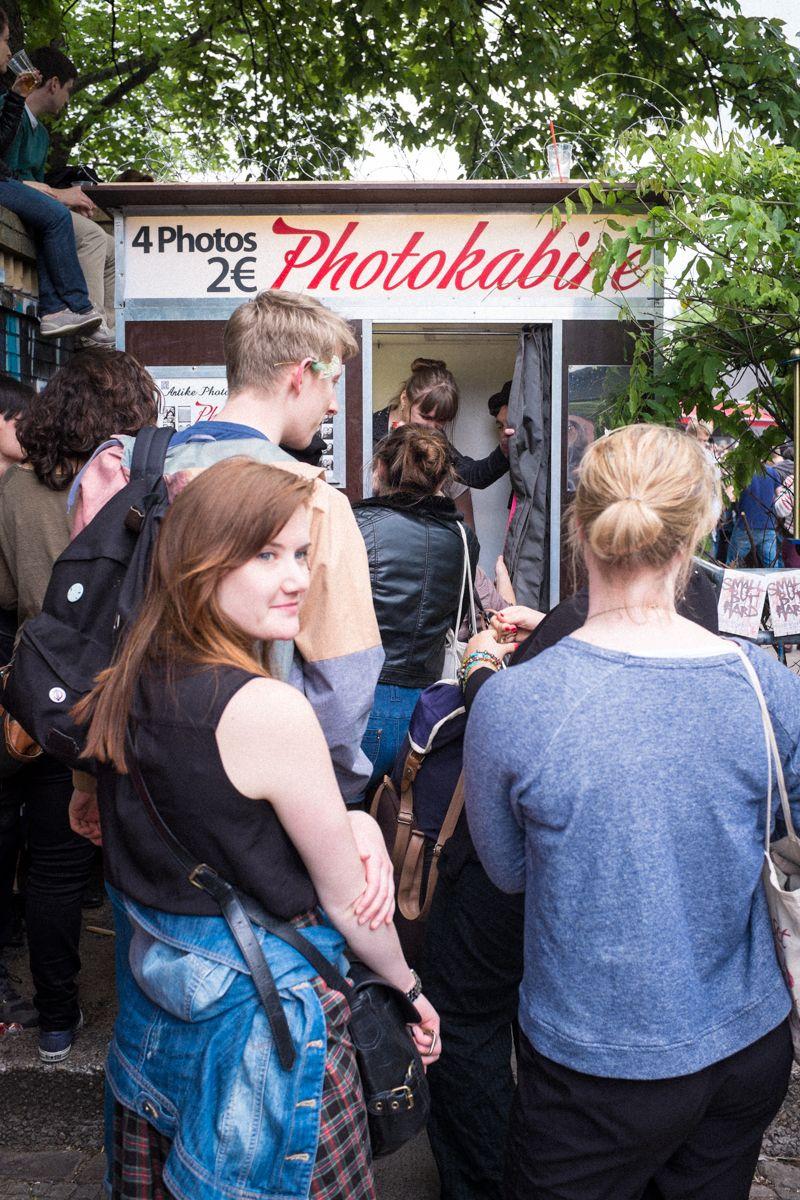 Photokabine in Berlin Kreuzberg