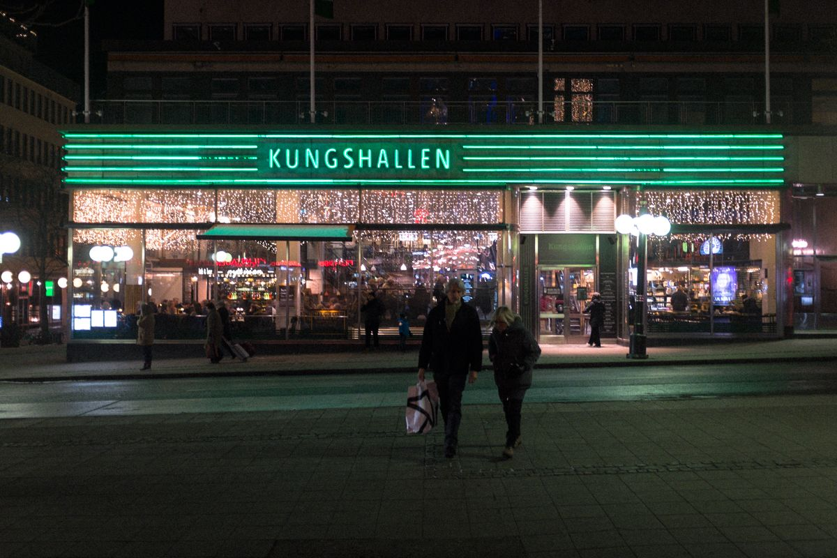 Kungshallen in Stockholm