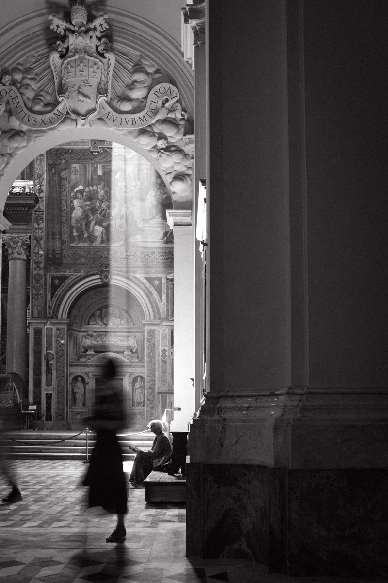 Langzeitbelichtungen Rom - Vatikan #2