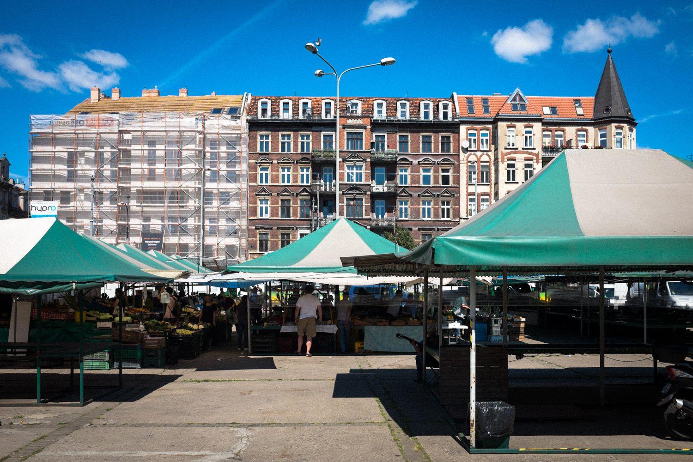 Markt in Posen