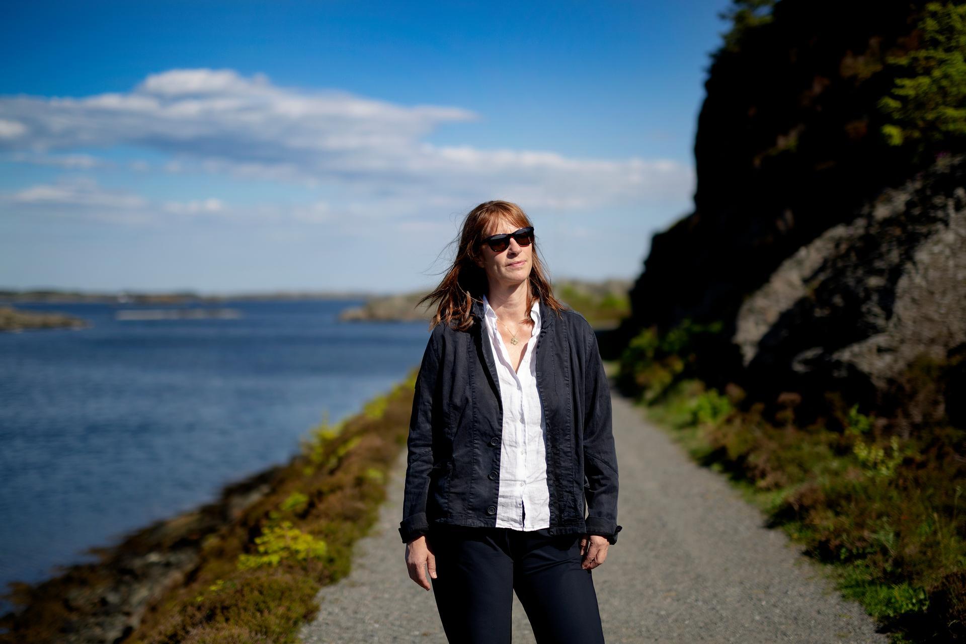 Cecilie Enger. Foto: Agnete Brun