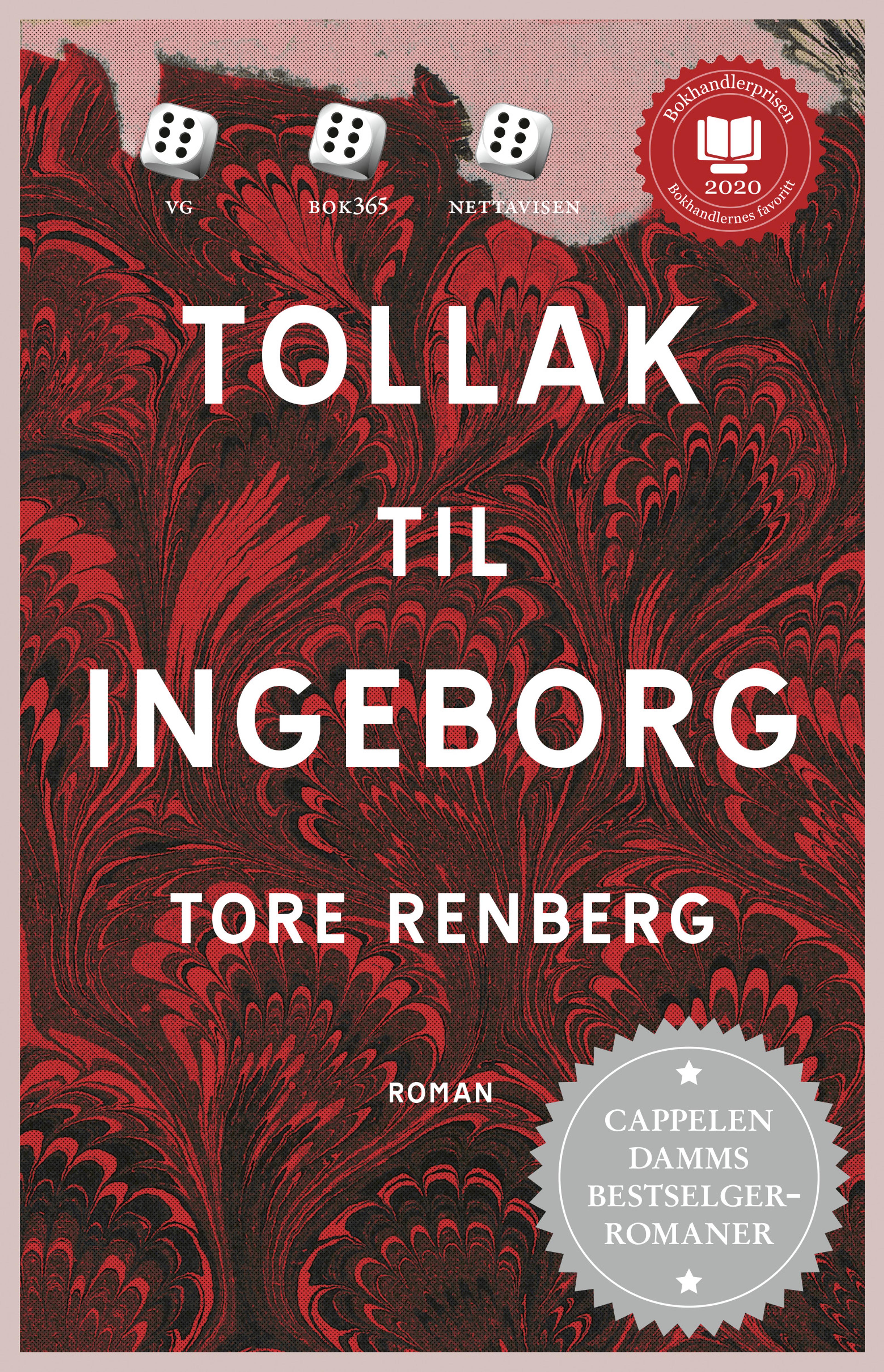 Tollak til Ingeborg av Tore Renberg
