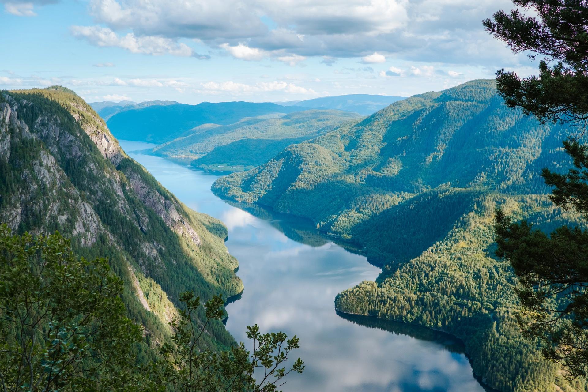 Tur-retur Norge med @helenemoo»Foto: Helene Myhre Østervold
