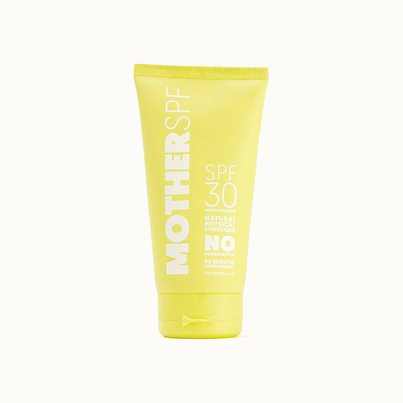 Mother Organic Mineral Sunscreen SPF30