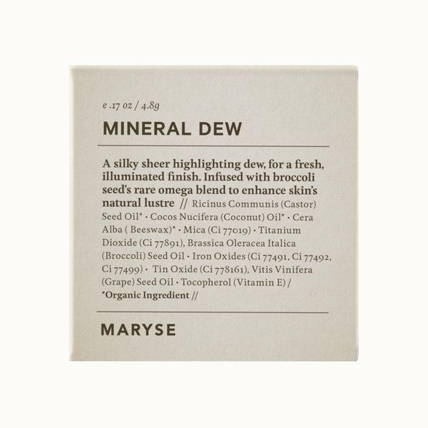 Mineral Dew