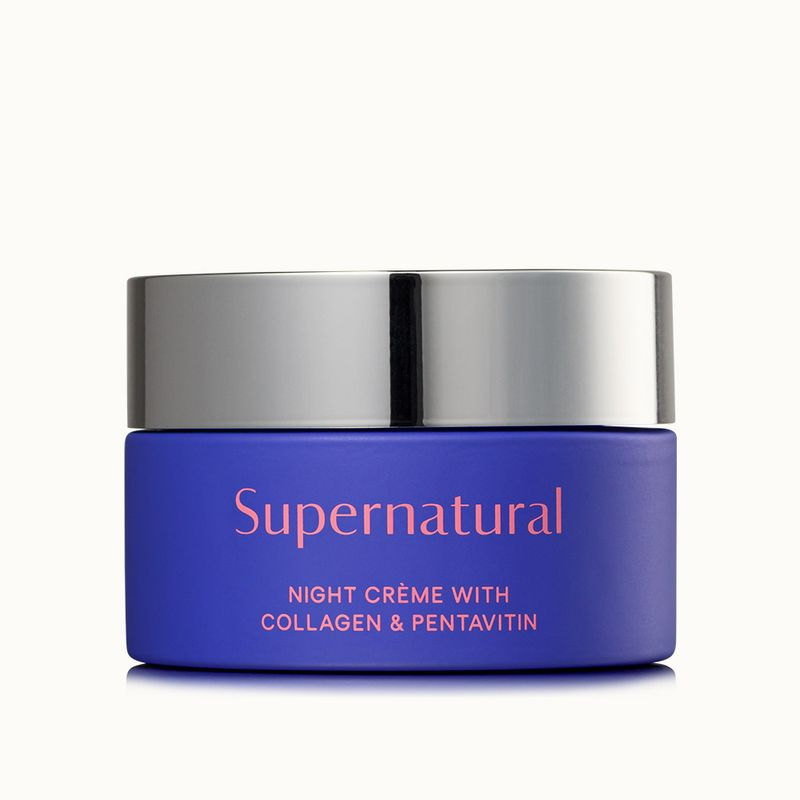 Supernatural Peptide 72-Hour Hydration Crème