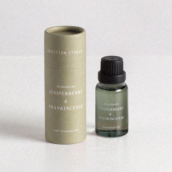 Essential Oils - Juniperberry & Frankincense