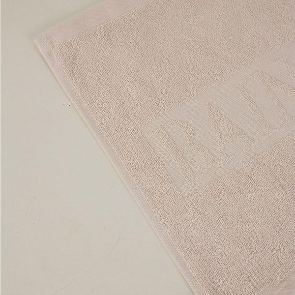 Agnes Organic Cotton Face Cloth - Clay