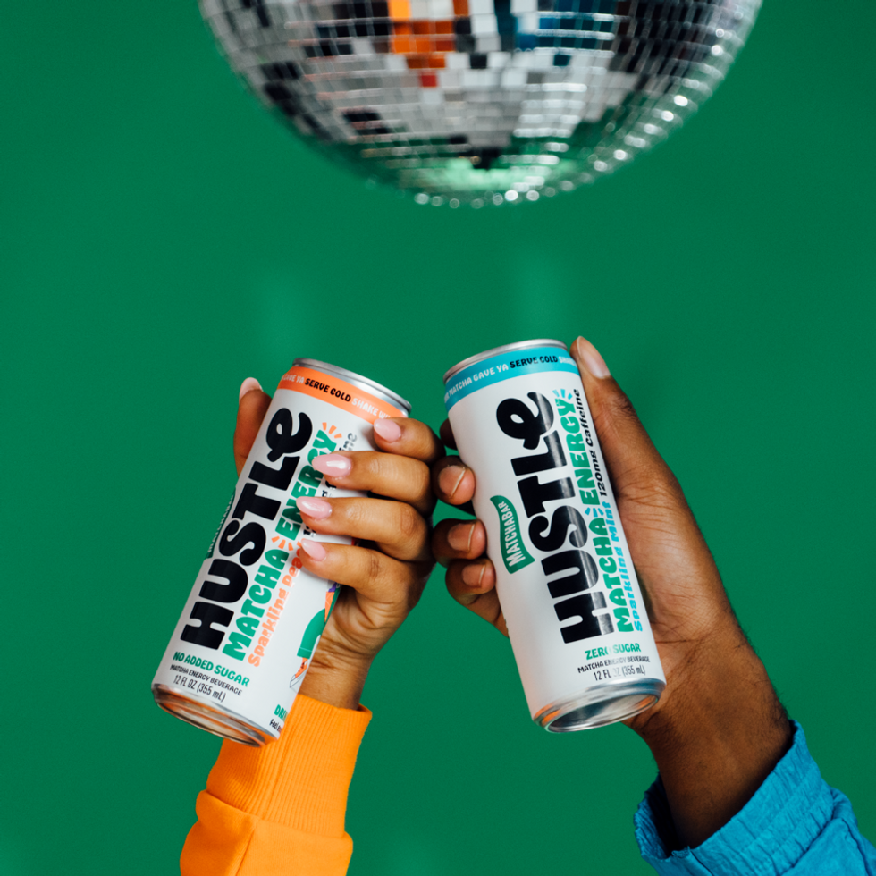 Image of Hustle Energy Drink