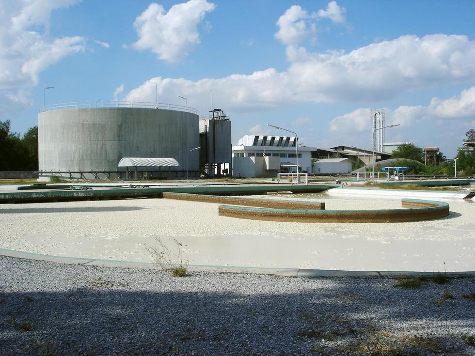 Bangna Biogas project in Thailand