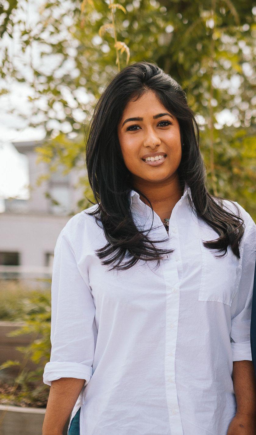 Farah Kabir, co-founder HANX
