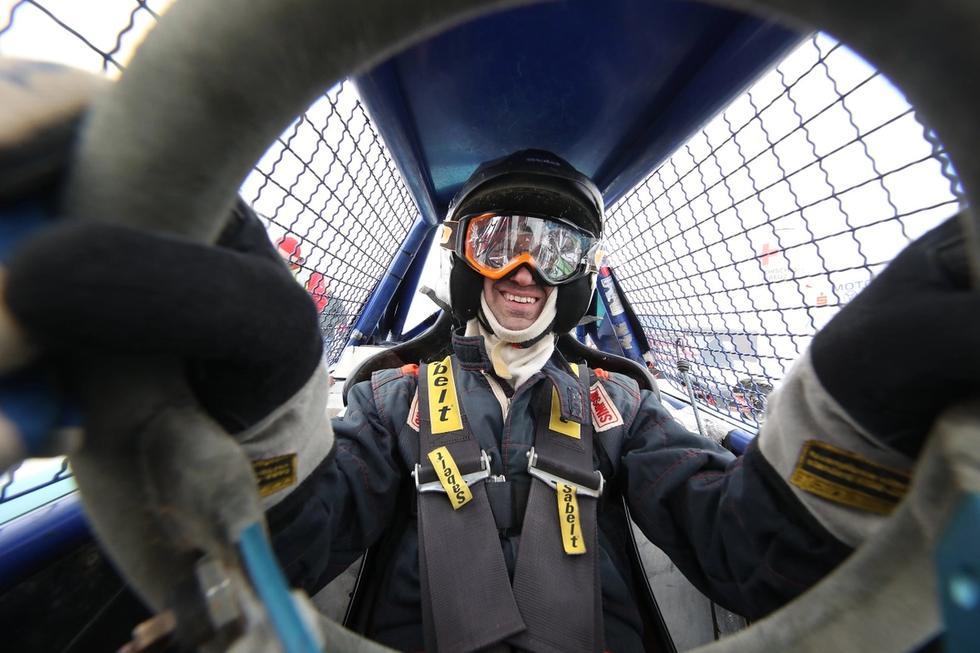 Viessmann, CHOOOSE, GP Ice Race 2020