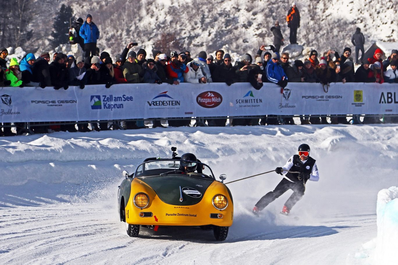 CHOOOSE, Viessmann, GP Ice Race 2020