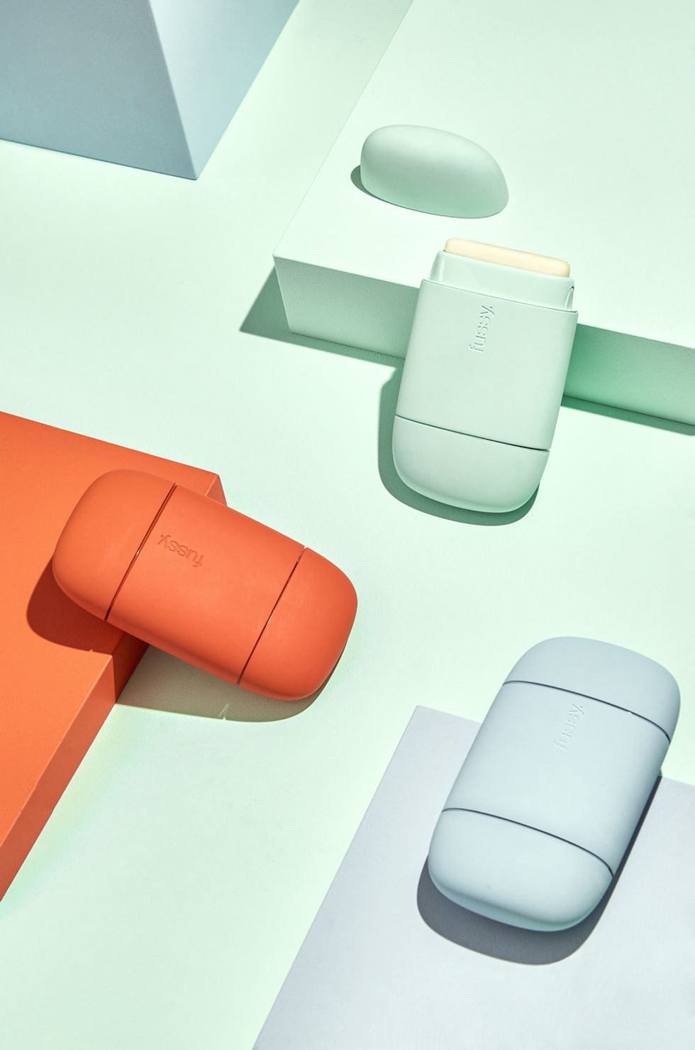 Finally, a climate cool deodorant that isn't dull-looking!