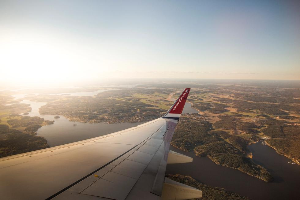 Norwegian adds CHOOOSE carbon offsetting option to booking process.