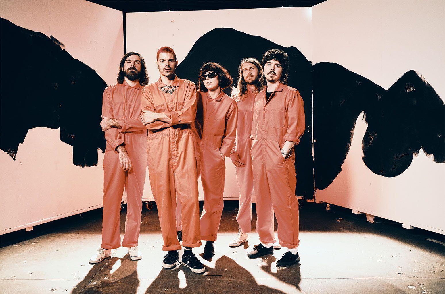 UN verified climate positive champions band grouplove climate positive music tour