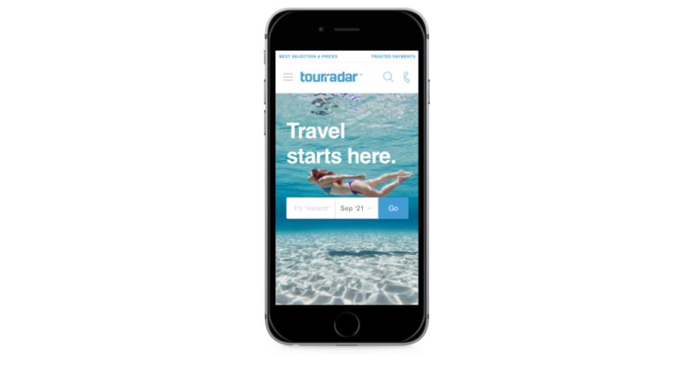 Tourradar partners with CHOOOSE