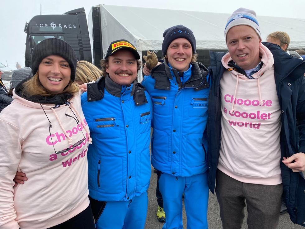 Ferdinand Porsche, CHOOOSE, GP Ice Race 2020