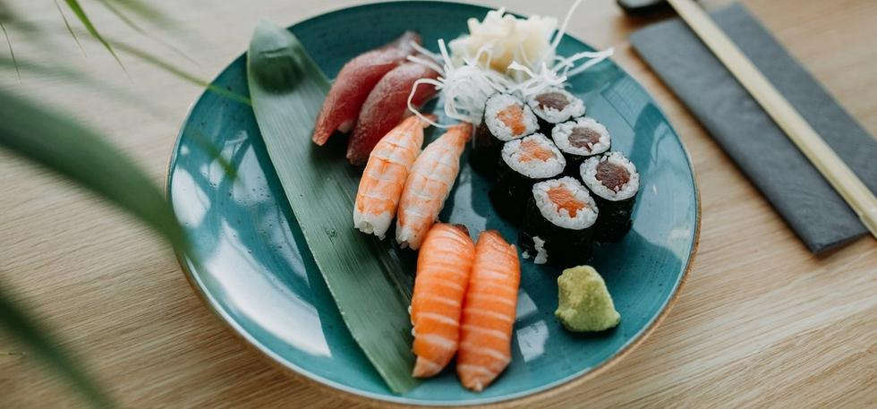 Sushi - food for thought