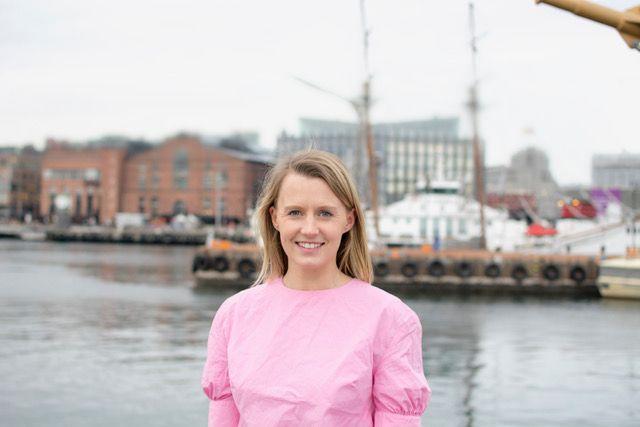 Katapult Ocean Rikke Hegge Jørgensen Marketing & Community Manager Sustainable Voices
