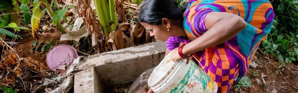 Biogass, Fairtrade project, India