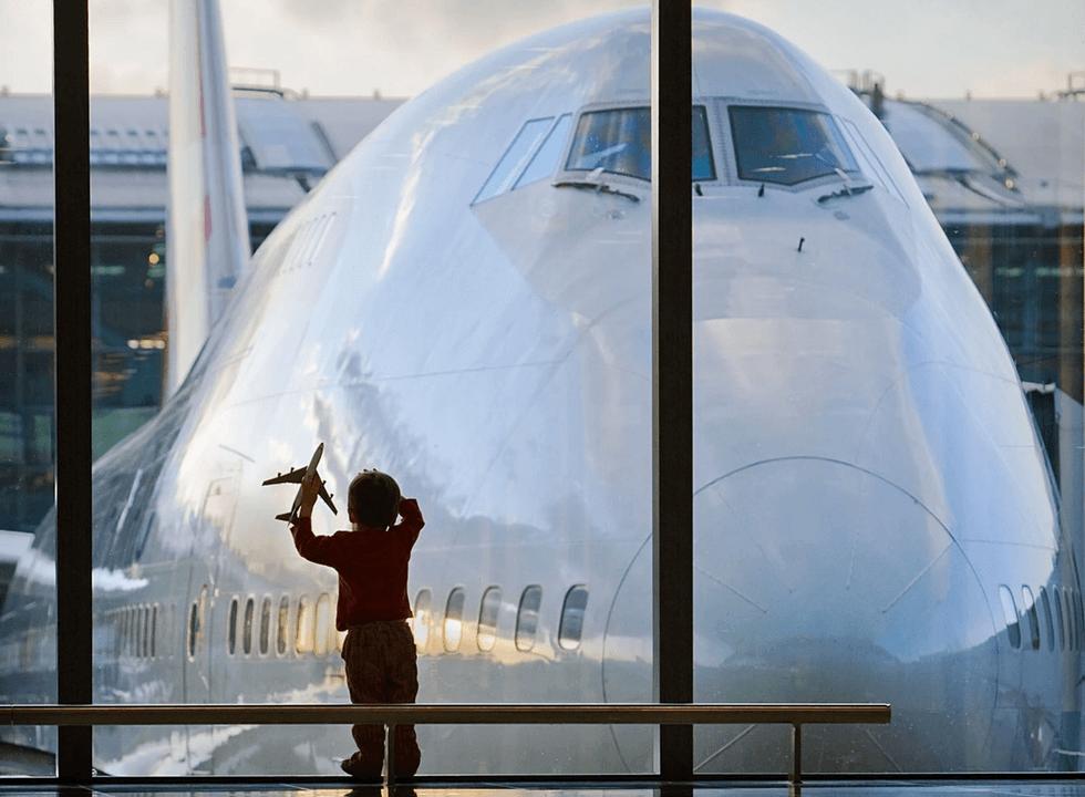 Heathrow Airport, CHOOOSE