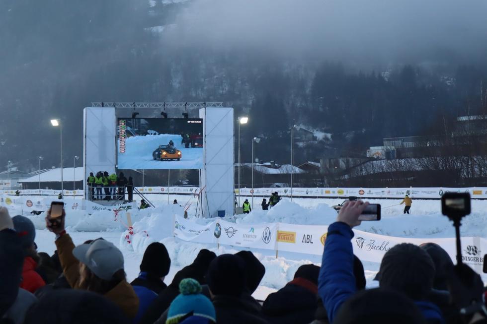 GP Ice Race 2020, Zell am See, CHOOOSE,Viessmann