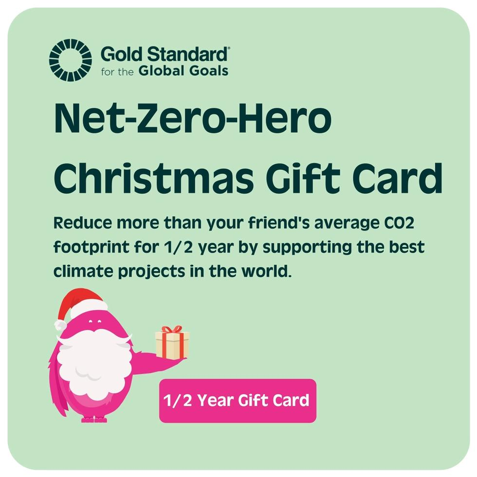 1/2 year Christmas gift card from CHOOOSE