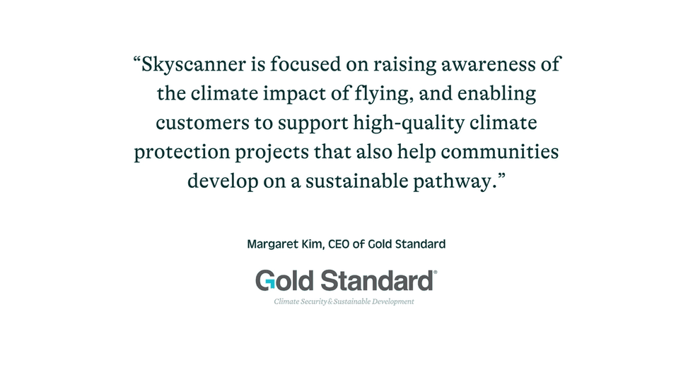 Statement by Gold Standard
