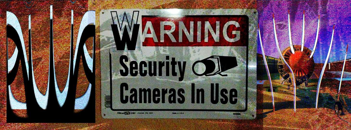 WWarning: Security Cameras