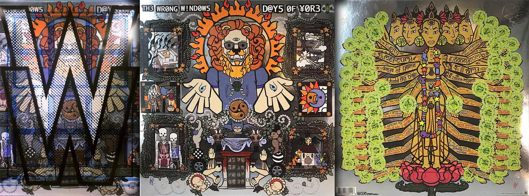 Days of Yore Vinyl Slipcase