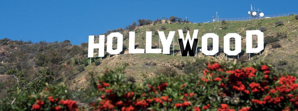 HollyWWood Sign