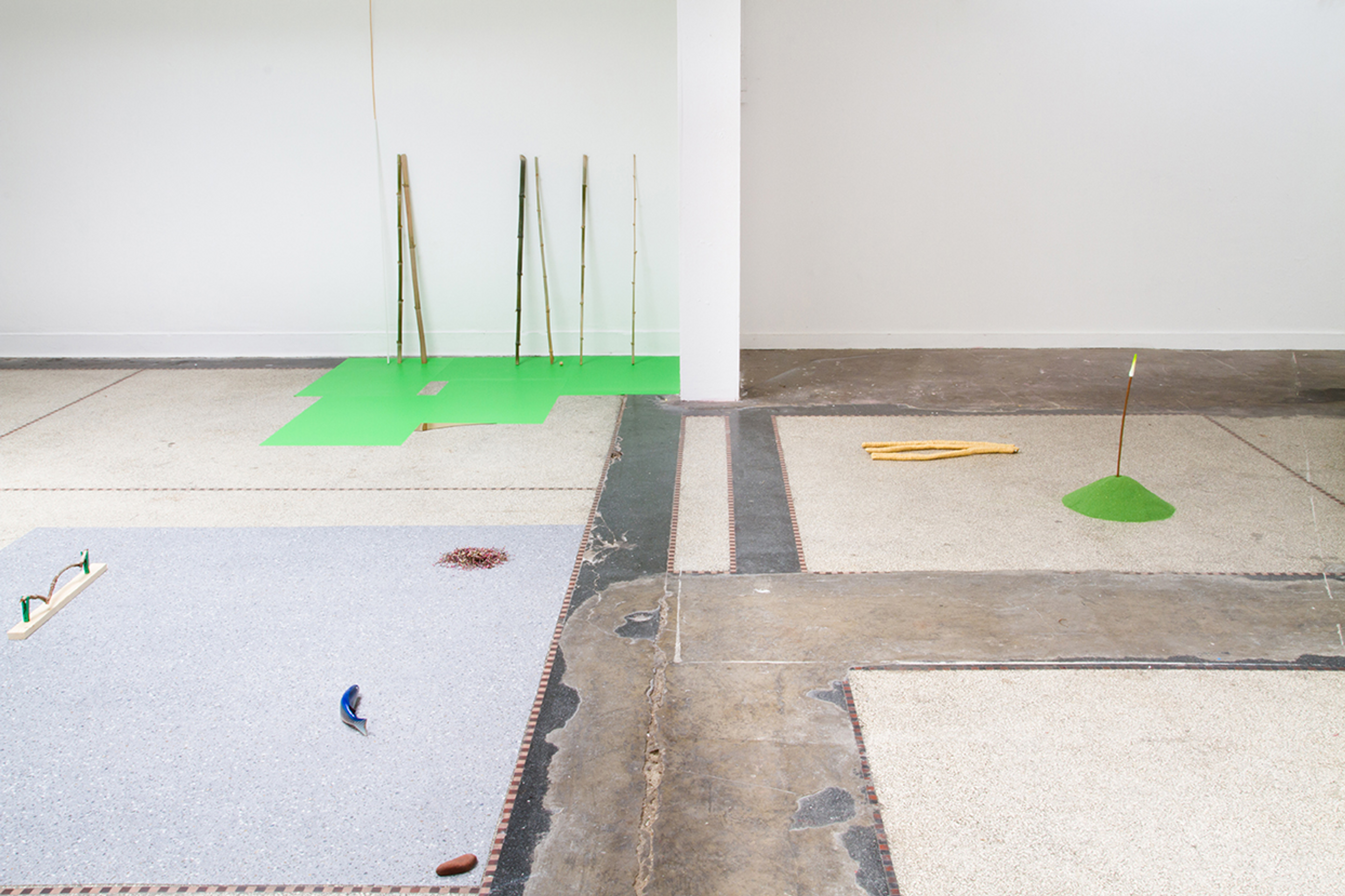 B32, Maastricht, The Netherlands.  With Paulina Mellado. More information about the show here*