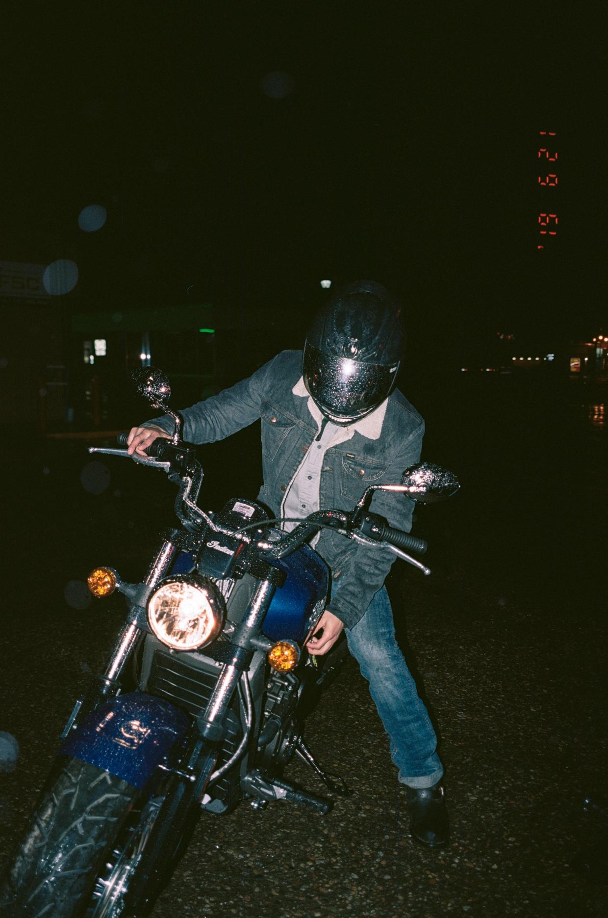 Wrangler - Rainy Ride