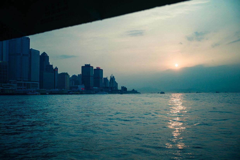 TGE - Hong Kong Harbor