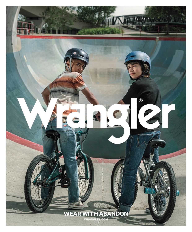 Wrangler - The Bowl (Spread)
