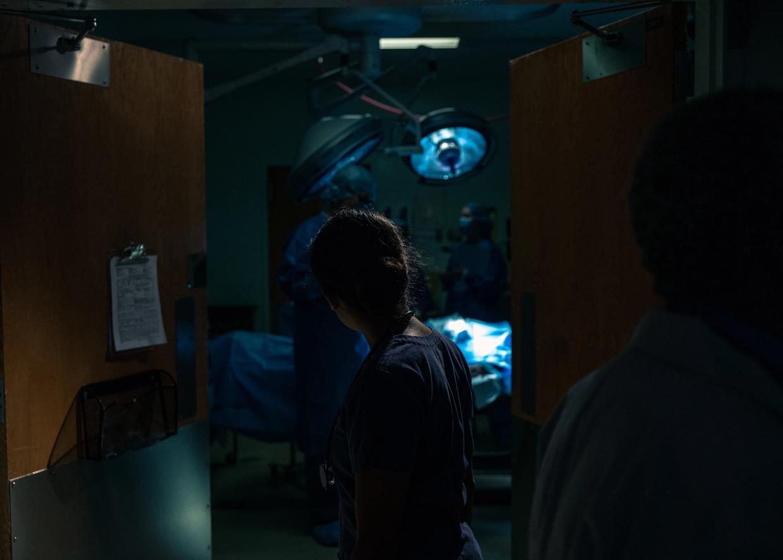 WGU - Nurse Hallway