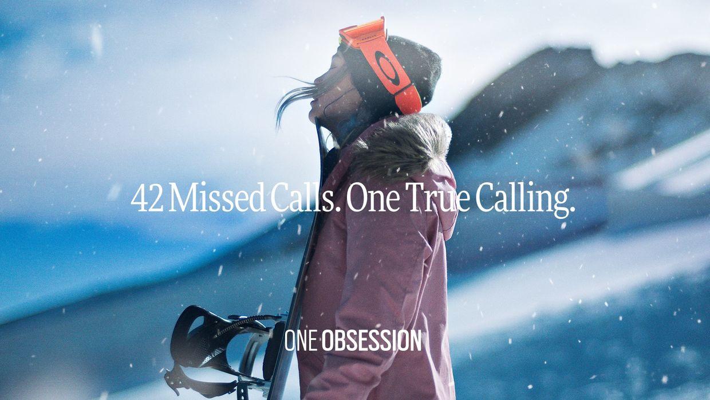 Oakley - Chloe Kim, One Obsession