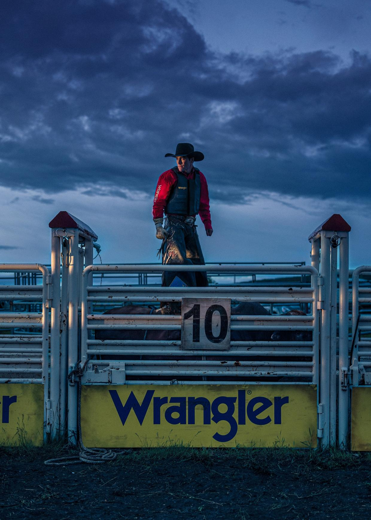 Wrangler - Bullrider