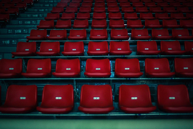 TGE - Red Seats