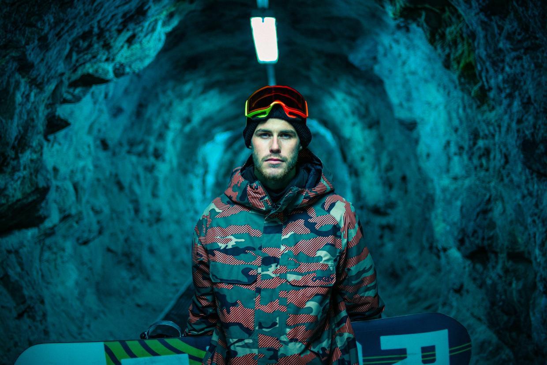 Oakley - Stale in Tunnel