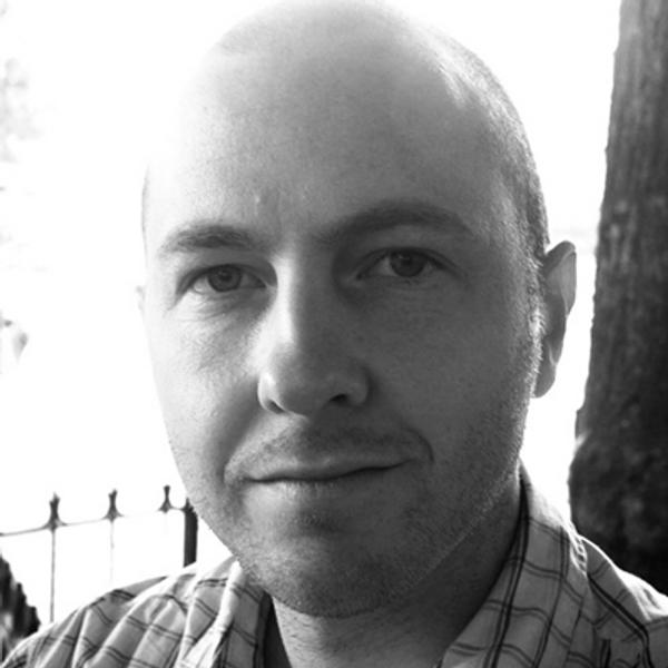Portrait of speaker named Steve Sanderson