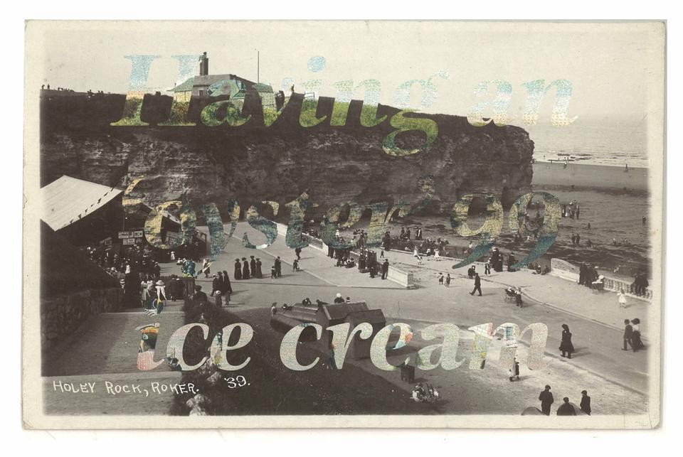 Matthew Dowell's I Remember (Postcard 1) — Digital Print