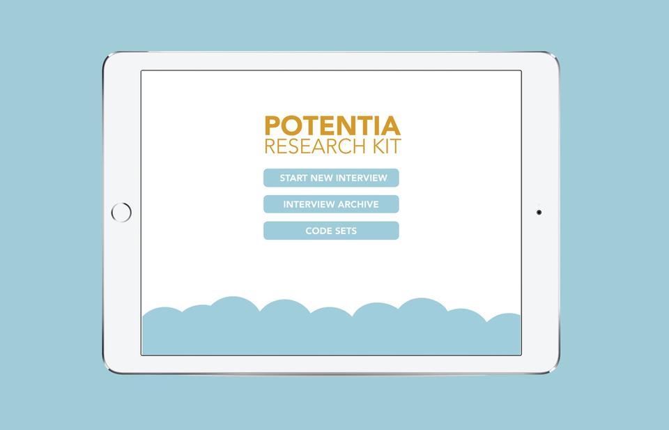 Sidney Krandall's Potentia Research Kit