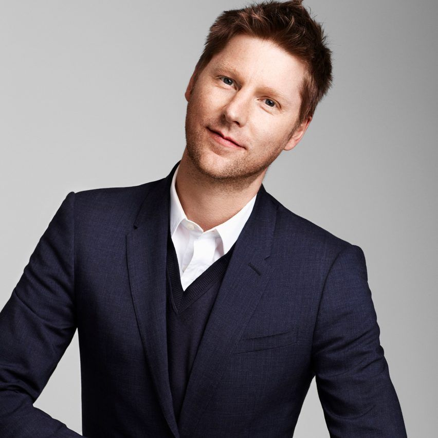 Photo of Christopher Bailey