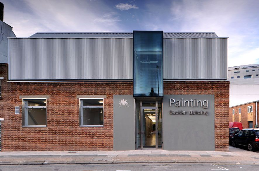 Painting Building