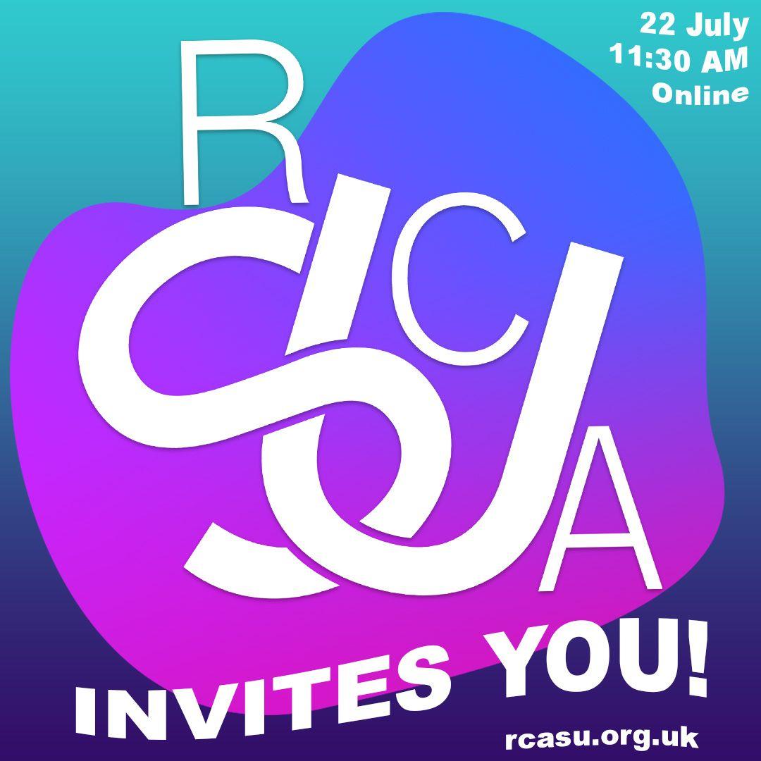 RCASU Invites You!